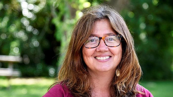 La investigadora Ana Moreno realiza estudios relacionados con el paleoclima y la reconstrucción de cambios climáticos pasados